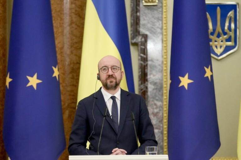"""Глава Євроради візьме участь у саміті """"Кримської платформи"""""""