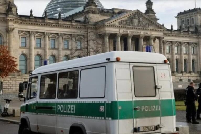 Гражданин Германии по собственному желанию шпионил в пользу России