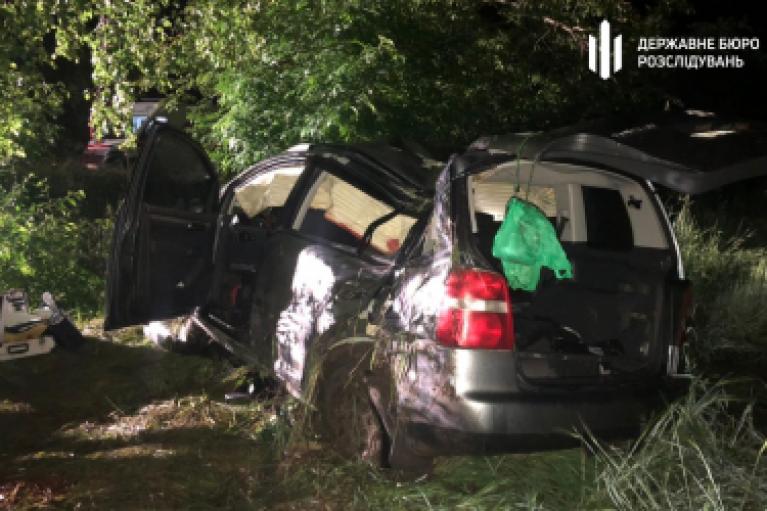 В Винницкой области пьяный полицейский устроил смертельное ДТП (ФОТО)