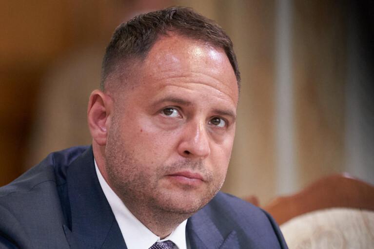 """ГБР уже допросило Ермака по делу """"вагнеровцев"""""""