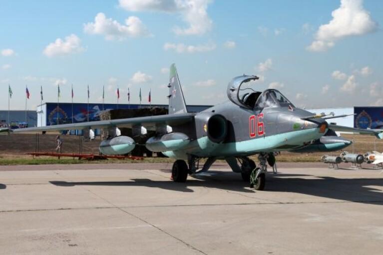 Росія перекинула в окупований Крим ескадрилью штурмовиків