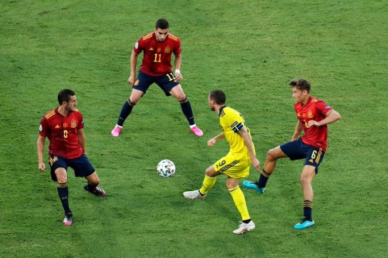 Сенсация на Евро-2020: Швеция выстояла в матче с Испанией