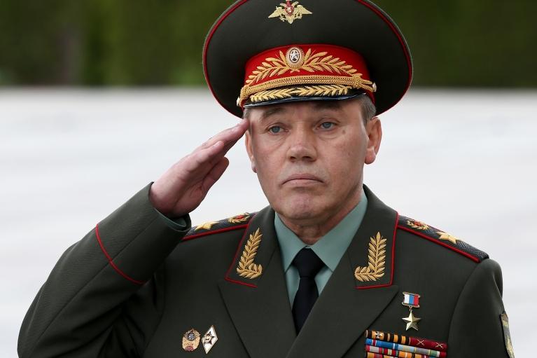 """Война без """"доктрин"""". Как генерал Герасимов себе имидж сделал"""