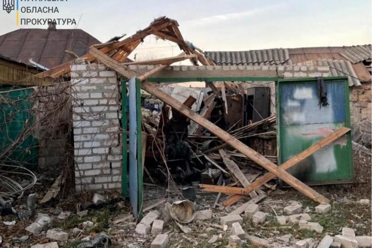 Прокуратура будет расследовать обстрел Трехизбенки (ФОТО)