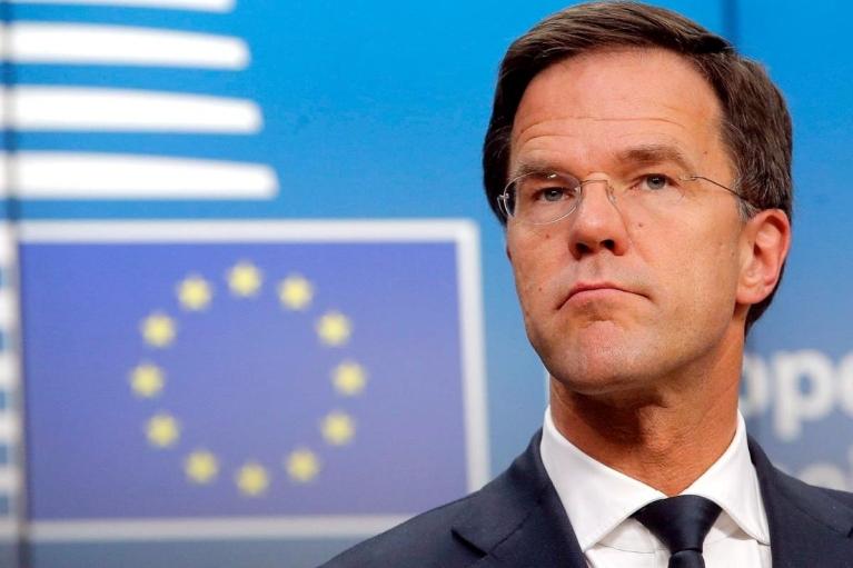 Прем'єр Нідерландів відмовився брати участь в саміті ЄС з Путіним