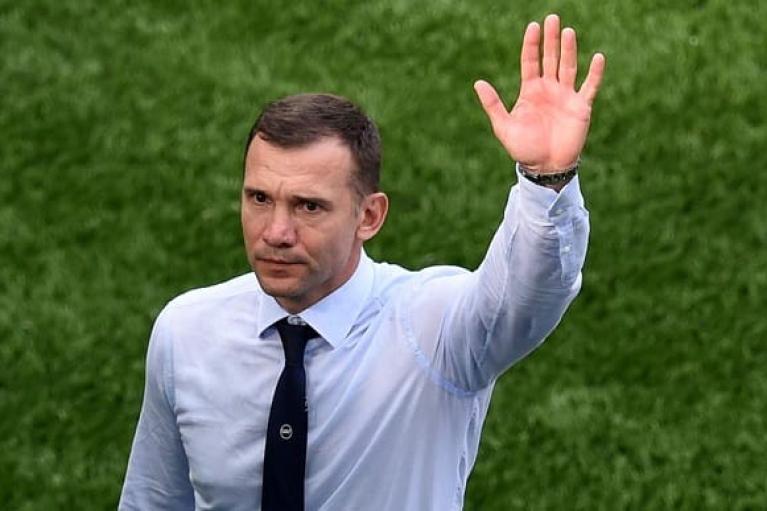 Шевченко повідомив, що у нього закінчився контракт зі збірною і попрощався