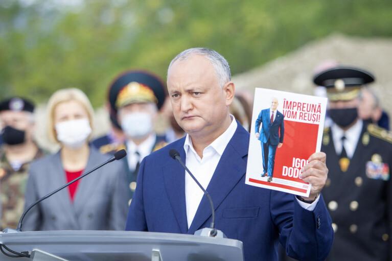 Кулек Кремлинович. Как скажется очередное разоблачение Додона на президентских выборах в Молдове