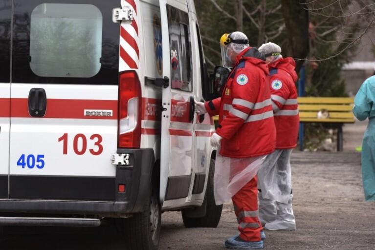 Жертвами коронавируса в Украине стали более 26 тысяч человек