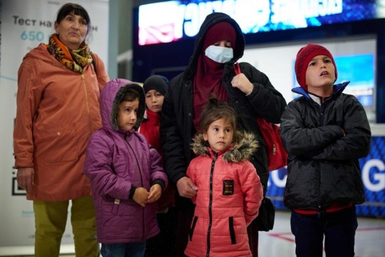 Минобороны успешно завершило четвертую операцию по эвакуации украинский из Сирии
