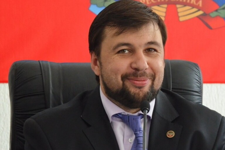 """Пушилін заявив, буцімто вакцинацію в Україні провалено, і запропонував поділитися """"Супутником V"""""""
