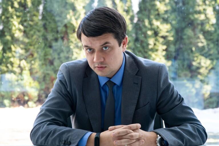 За три дні до виїзного засідання Разумкова так і не покликали до Трускавця