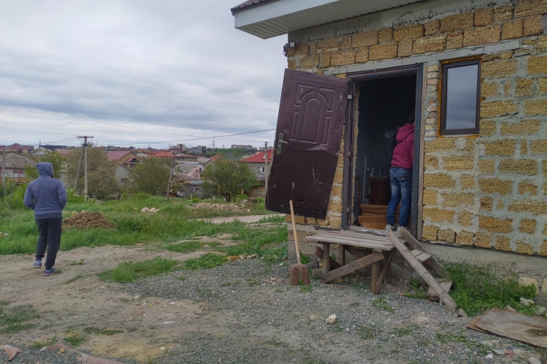В Крыму во время обыска расстреляли мусульманина