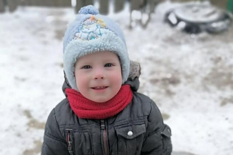 На Киевщине пропал двухлетний мальчик, к поискам привлекли аэроразведку (ФОТО)