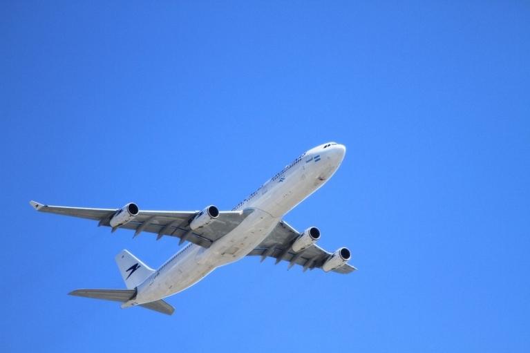 Обсяги перевезень українських авіакомпаній збільшилися майже в 2 рази