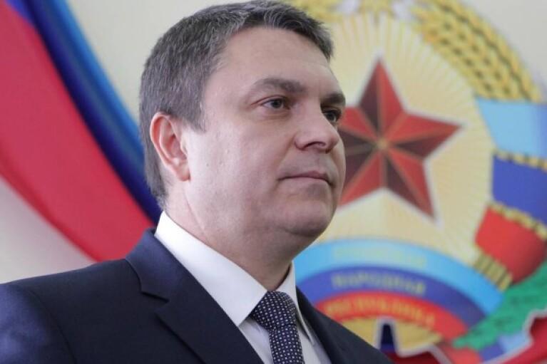 """Главарь """"ЛНР"""" выдал очередное абсурдное обвинение в адрес Украины"""