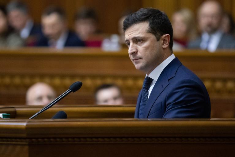 Зеленский поручил вывезти украинцев из сектора Газа