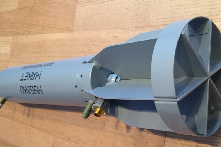 Позитив недели. В Украине разработали авиабомбу для беспилотников