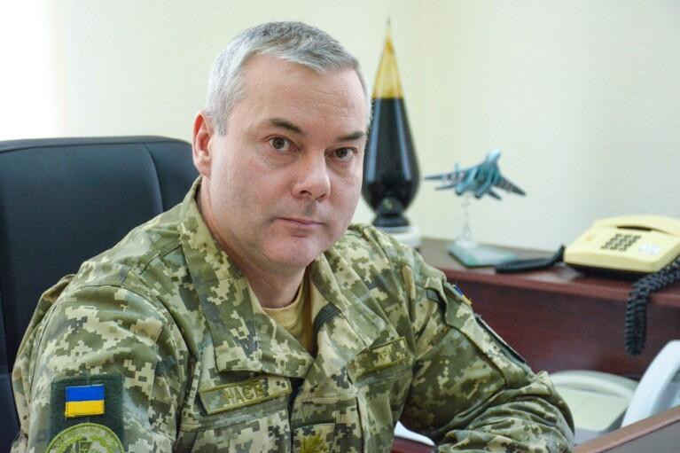 Наев сказал, сколько российских оккупантов находится на Донбассе