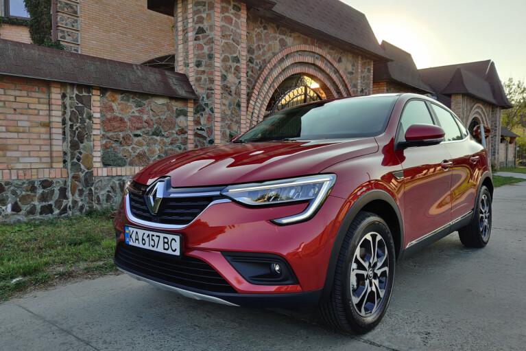 Renault Arkana на старте. Станет ли новый купе-кроссовер бестселлером в Украине