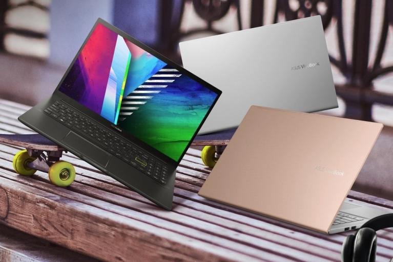 ASUS VivoBook 15 – первый в Украине недорогой ноутбук с OLED-экраном