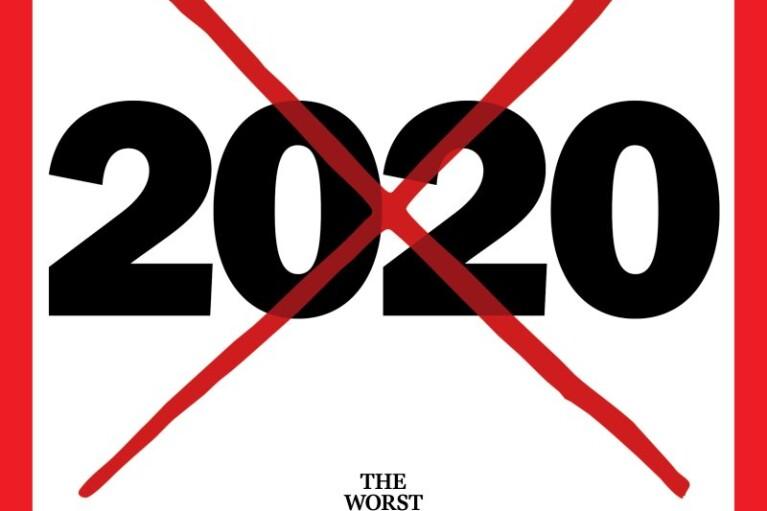Найгірший рік в історії: журнал Time виніс вирок 2020-му (ФОТО)