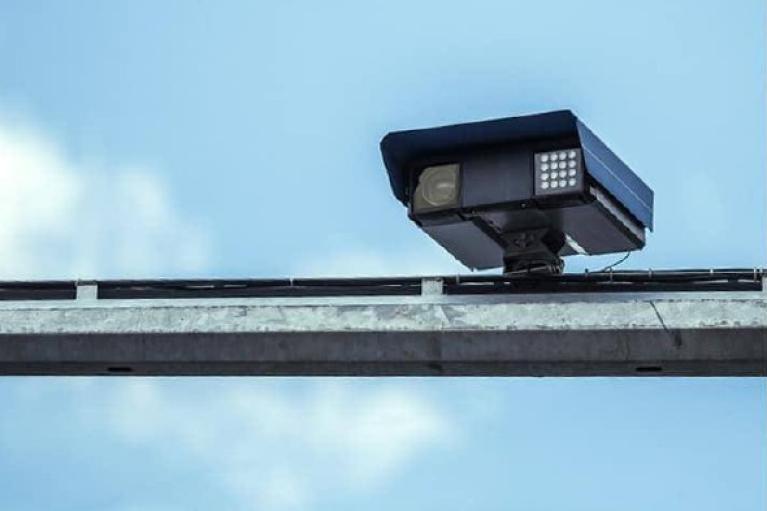 Завтра на дорогах Украины начнет работать еще 17 камер фиксации нарушений ПДД