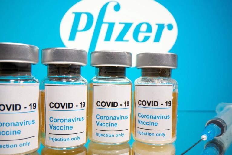 В Украину прибыла предназначенная для педагогов партия вакцины Pfizer