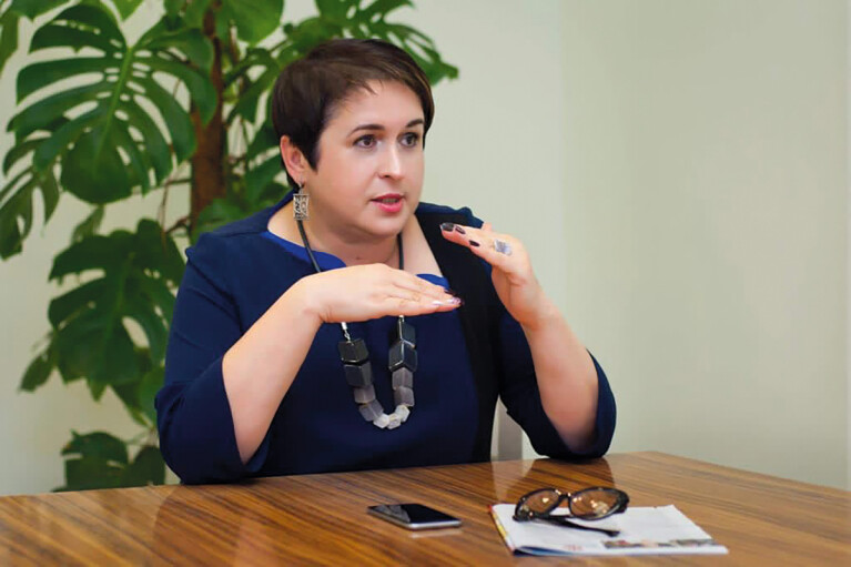Тамара Савощенко:  Главное качество хорошего банкира — умение разглядеть и ощутить потребности клиента, как свои собственные