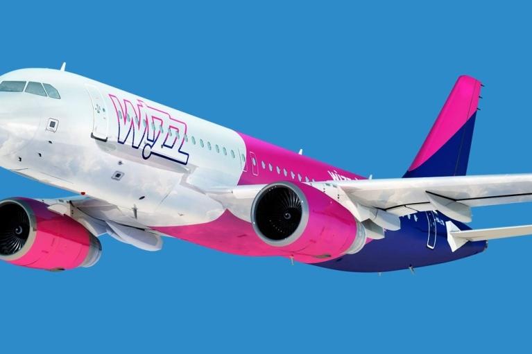 Wizz Air запускает четыре новых маршрута из Львова в Европу