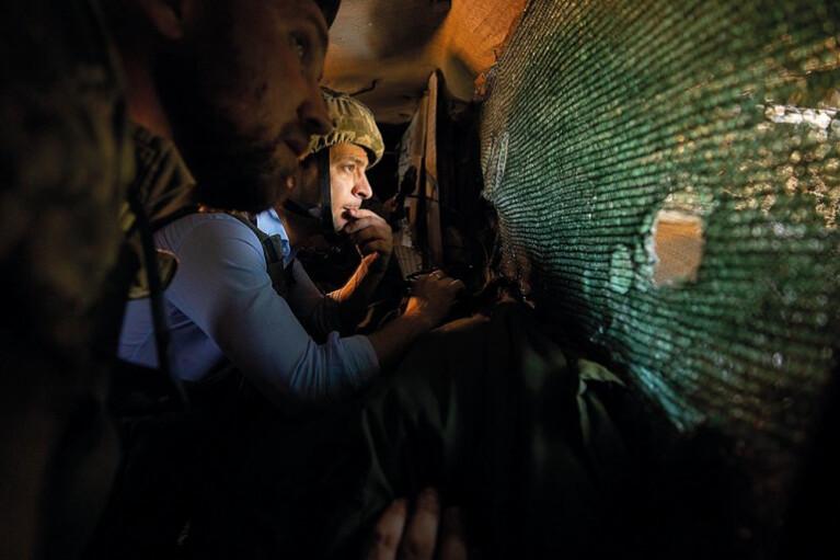 "Why Zelensky's voters don't let him make the ""Donbas breakthrough"""