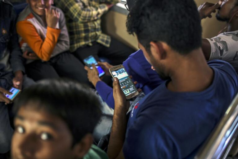 Как мобильные приложения стали геополитическим орудием