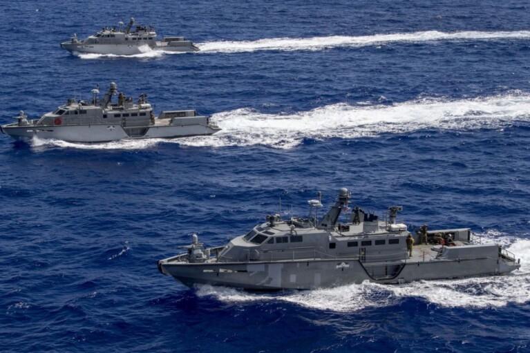 Позитив тижня. Катери Mark VI для ВМС України планують оснастити ракетними комплексами типу ВGM-176В Griffin