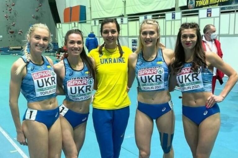 Три українські спортсменки заразилися коронавірусом на чемпіонаті Європи
