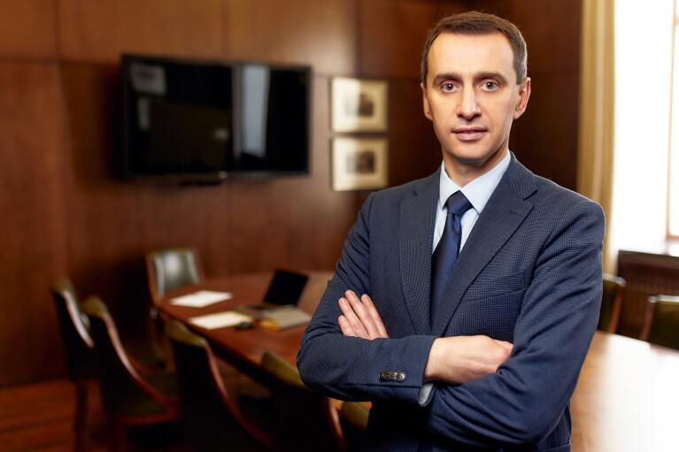 Ляшко сказал, когда прививки препаратом Pfizer начнут делать по всей Украине