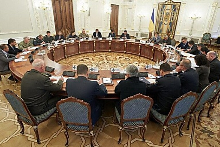 """Украина ввела санкции против главы """"Ростеха"""" и еще одного российского бизнесмена"""