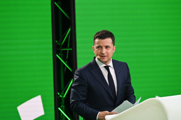 """Янукович-2. Чи посвариться Зеленський з """"Великою сімкою"""" і Євросоюзом у Вільнюсі"""