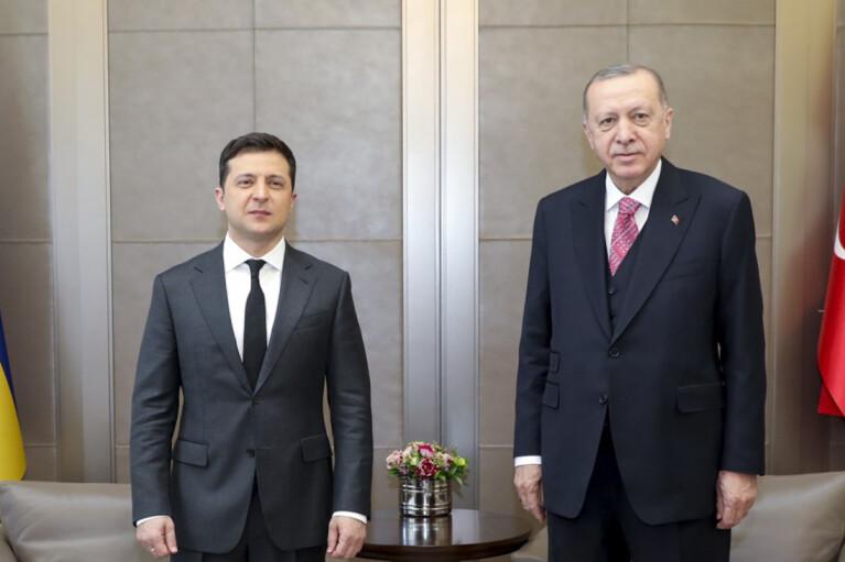 Зеленский подвел итоги визита в Турцию и вспомнил о России