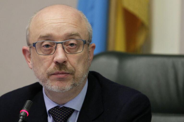 Украина пустит бесплатные мини-шаттлы на КПВВ на Донбассе и в Крыму, — Резников
