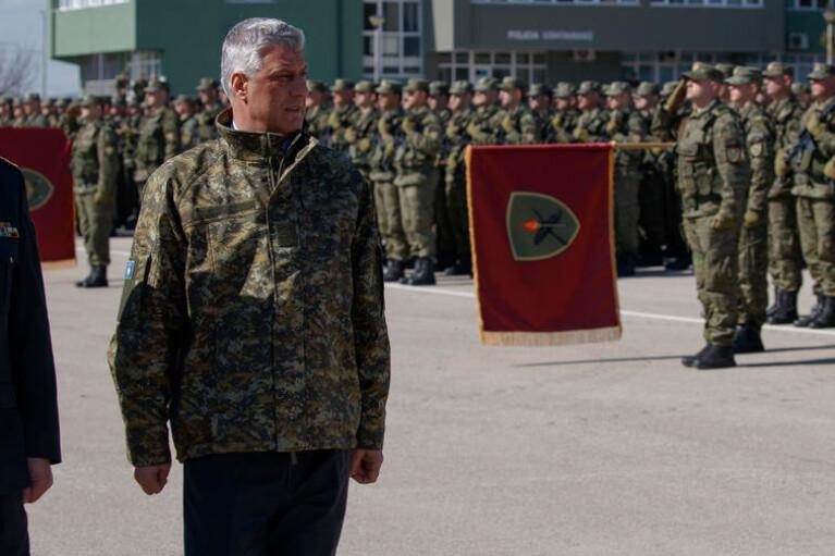 Намек из Гааги. Как ЕС в Косово России помог