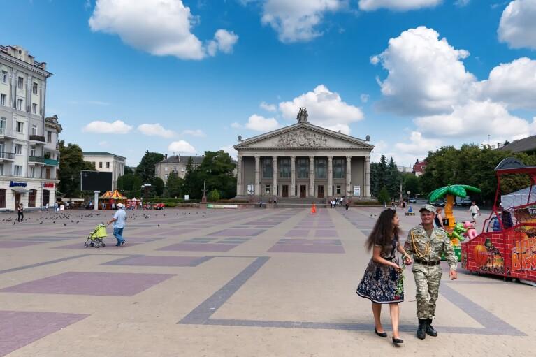 В Тернополе городской стадион будет носить имя главнокомандующего УПА