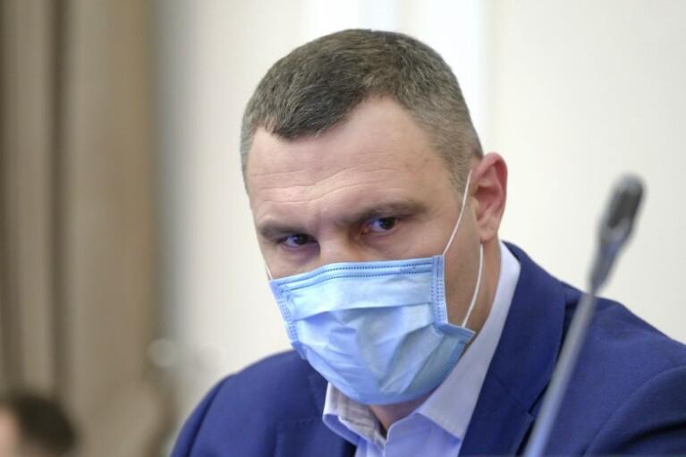 Кличко поделился печальной статистикой COVID-19 в Киеве