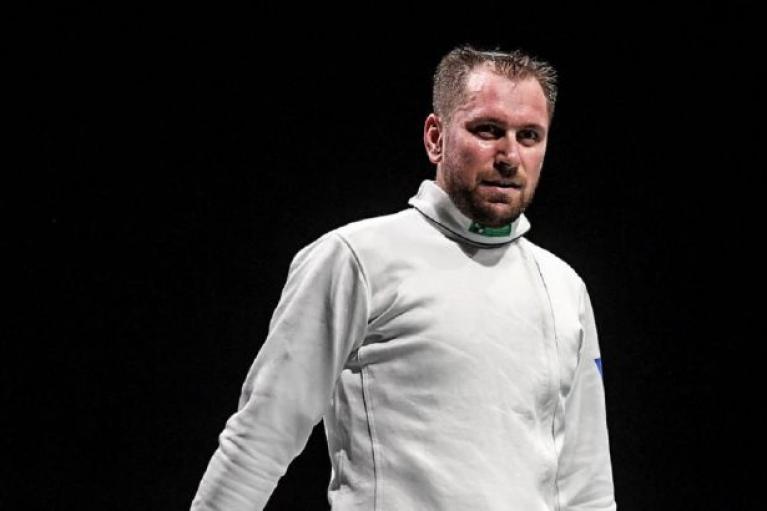 Фехтовальщик Рейзлин завоевал вторую медаль для Украины на Олимпиаде-2020