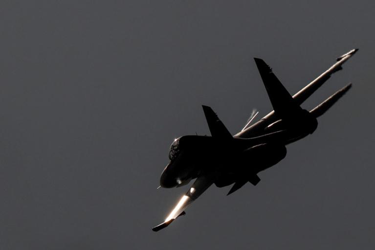Російські військові заявили, що перехопили над Чорним морем три літаки Франції