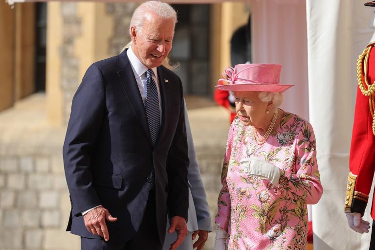 Байден порівняв Єлизавету II зі своєю матір'ю