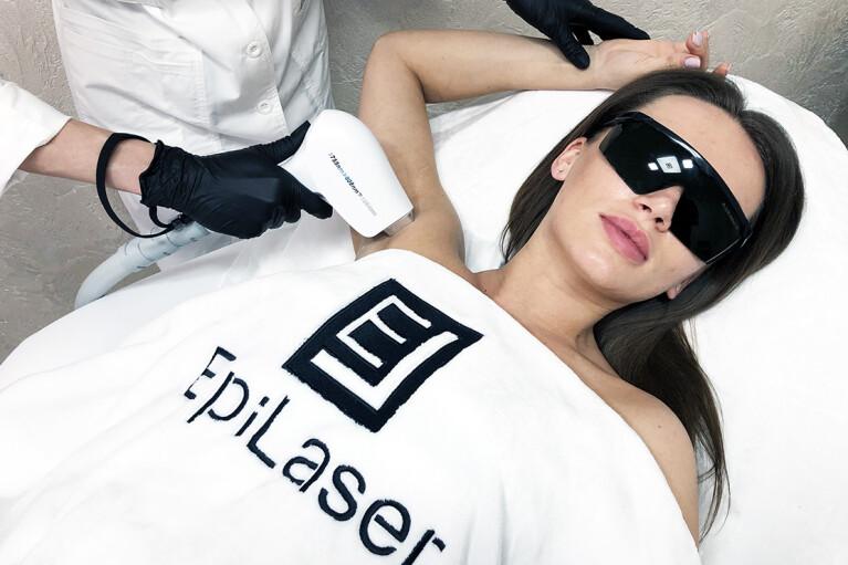 """Самая новая безболезненная лазерная эпиляция 3D в центре """"ЭпиЛазер"""""""