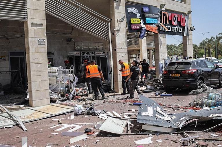 Жертвами обстрелов в Израиле и секторе Газа стали более 90 человек, из них 18 — дети