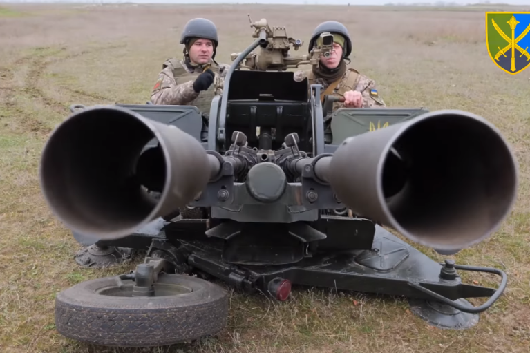 ВСУ устроили под аннексированным Крымом условное уничтожение врага (ВИДЕО)