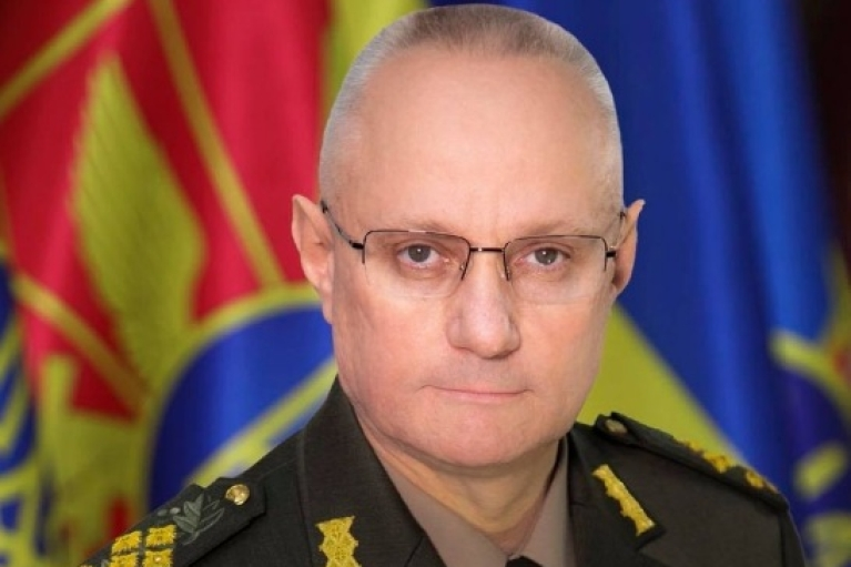 Хомчак отчитался о своей работе на посту главнокомандующего ВСУ