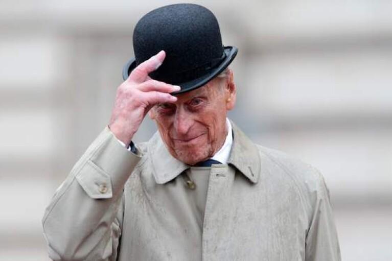 В Великобритании хоронят принца Филиппа (ПРЯМАЯ ТРАНСЛЯЦИЯ)