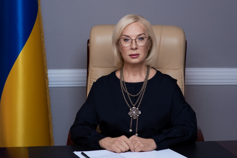 Денісова назвала число зниклих без вести на Донбасі і в Криму